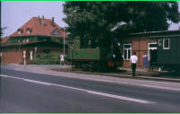 Lok Hermann am 06.06.1982 in Asendorf